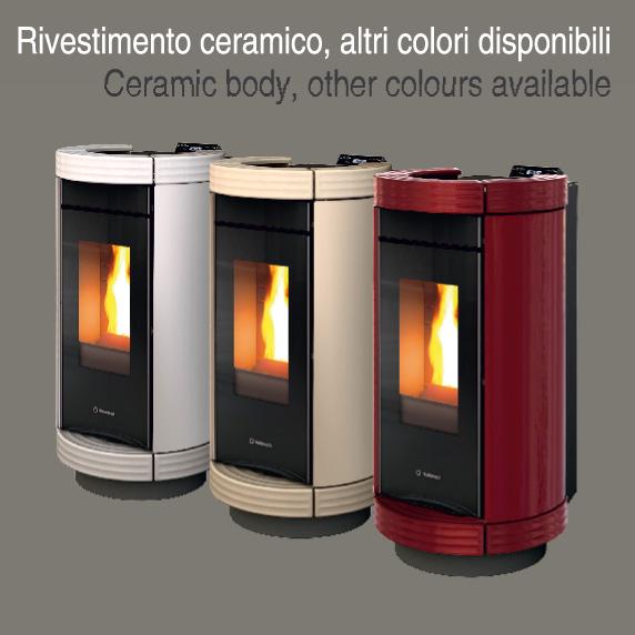 Thermorossi stufe installazione climatizzatore - Termocucine a legna thermorossi prezzi ...
